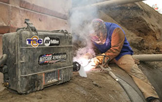 Pipeline Welding Supplies