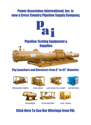 Hydro-test Equipment from PAI